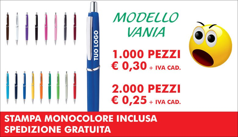 Penna Modello: Vania